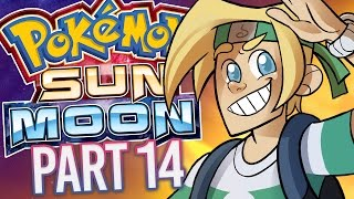 Download Pokemon Sun & Moon - Ten Carat Hill (Part 14) Video