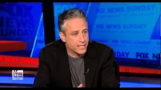 Download Jon Stewart Vs Chris Wallace On Fox Bias extended version Video