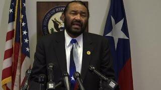 Download Texas Congressman to Boycott Trump Inauguration Video