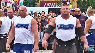 Download Strongman Działdowo 2018 – sędziowali Pudzian i Peksa Video