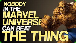 Download Nobody in The Marvel Universe Can Beat The Thing (Best 'Never Give Up' Moments) Video