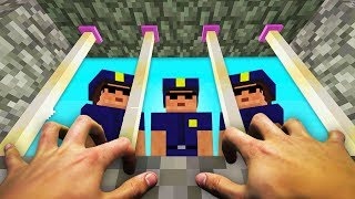 Download REALISTIC MINECRAFT - STEVE ESCAPES FROM PRISON 2! 🔫 Video