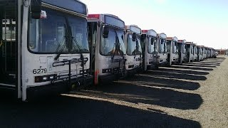 Download 5/14/16 Retired SF Muni 2000-2002 Neoplan AN460's & 1999 NABI 416's (416.12)'s at Auction Video