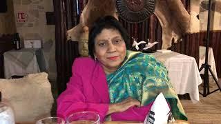 Download IMG 1498 Aruna & Hari Sharma at Romanian Traditional restaurant Brasov Jul 07, 2019 Video