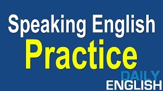 Download Speaking English Practice Conversation | Questions and Answers English Conversation With Subtitle Video