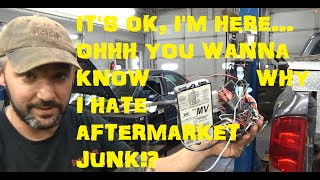 Download Eric O. Where Have You Been and Tell Us Again Why You Hate Aftermarket Stuff!? Video