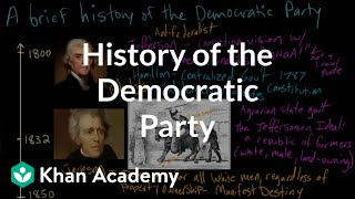 Download The History of the Democratic Party Video