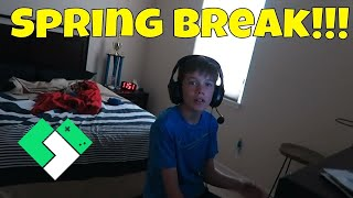 Download Spring Break is HERE! | Clintus.tv Video