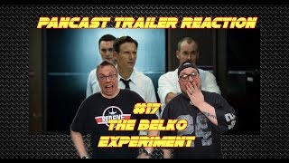 Download THE BELKO EXPERIMENT (RED BAND) - Trailer Reaction Video