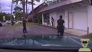 Download Felon in Possession Stopped by ECSO Deputies in Florida | Active Self Protection Video