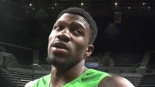 Download Oregon guard Dylan Ennis discusses return from injury Video