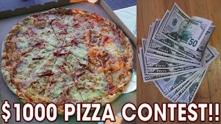 Download $1000 Pizza Eating Contest in CZECH REPUBLIC!! Video