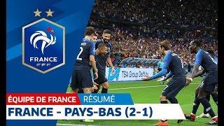 Download Équipe de France, France-Pays-Bas (2-1), le résumé I 2018 Video