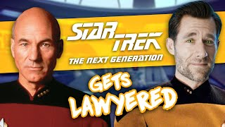 Download Real Lawyer Reacts to Star Trek TNG Measure of a Man (Picard Defends Data's Humanity) // LegalEagle Video