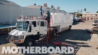 Download The Ultimate Explorer Vehicle: Test Driving Bran Ferren's KiraVan Video