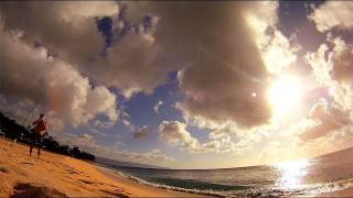 Download GoPro HD Hawaiian sunset in a 360 Time Lapse Video