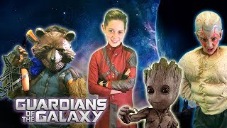 Download GUARDIANS OF THE GALAXY vs DEADPOOL and The Battle of The Fidget Spinner - Kids Parody! Video