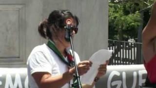 Download Manifestación por la autodeterminación del pueblo saharaui Video