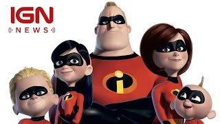 Download The Incredibles 2 Is 'Going in a New Direction' - IGN News Video