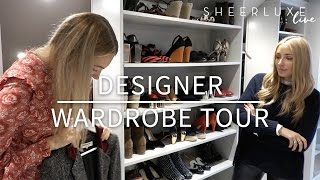 Download Designer Wardrobe Tour: Tips From A Fashion Insider Video
