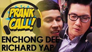 Download Prank Call: Enchong Dee at Richard Yap, nadali si Rayver Cruz sa prank calls! Video