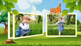 Download Bright Styles for Kids Slideshow Video
