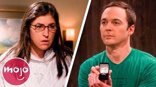 Download Top 10 Memorable Amy & Sheldon Moments Video