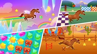 Download Pixie the Pony - My Mini Horse Android Gameplay Video