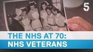 Download NHS at 70: the veterans who were at the vanguard of the health service - 5 News Video