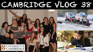 Download CAMBRIDGE VLOG 38: FINDING THE BALANCE (to row or to study?...) Video