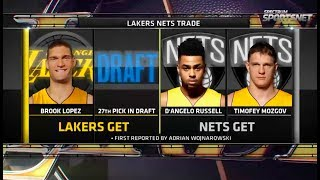 Download 5 Reasons LA Lakers Why Giving Up D'Angelo Russell Was Genius Video