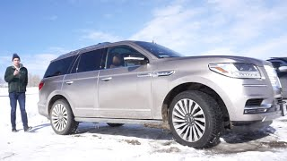 Download 5 Things I HATE about the 2018 Lincoln Navigator Video