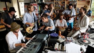 Download Edward Sharpe And The Magnetic Zeroes: NPR Music Tiny Desk Concert Video