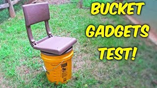 Download 5 Gallon Bucket Gadgets put the Test! - Part 2 Video