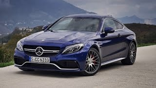 Download Mercedes-AMG C63 S Coupe Video