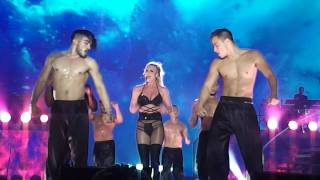 Download Britney Spears - Slumber Party + Touch Of My Hand (Live In Tel Aviv 2017) Video