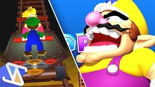Download I WOULD'VE WON?! - Mario Party 1 - DK'S Jungle Adventure *Funny Moments* Video