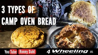 Download Camp Oven Bread Video