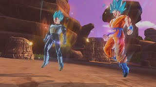 Download Dragon Ball Xenoverse DLC Pack 3 PQ: Eternal Rival (REALLY HARD MISSION) Video