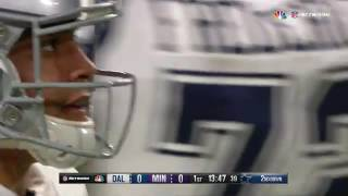 Download Prescott highlight cowboys vs Vikings Video