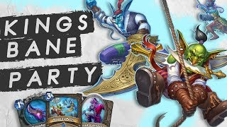 Download Trump's Kingsbane Disaster (The Full Story) | Constructed | Hearthstone Video