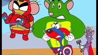 Download Rat-A-Tat |'RatVengers Battle Mice VS Doggy Animated Cartoons'| Chotoonz Kids Funny Cartoon Videos Video