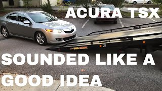 Download Acura TSX 2 Year Ownership and Maintenance Update Video