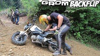 MotoBros - Honda Grom Top Speed 73 MPH Free Download Video MP4 3GP