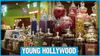 Download Inside Sweet! Hollywood, World's Greatest Candy Store! Video