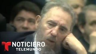 Download El Salvador ante la huella de Fidel Castro | Noticiero | Noticias Telemundo Video
