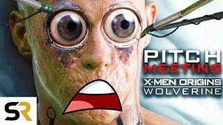 Download X-Men Origins: Wolverine Pitch Meeting Video