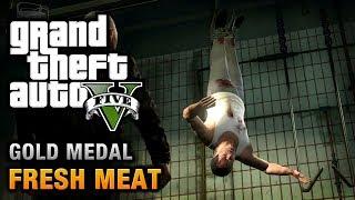 Download GTA 5 - Mission #59 - Fresh Meat [100% Gold Medal Walkthrough] Video