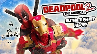 Download Deadpool The Musical 2 - Ultimate Disney Parody! Video