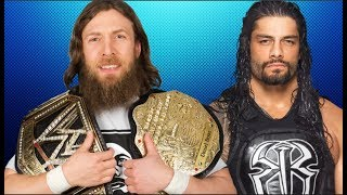 Download WWE Held DANIEL BRYAN Back 2 Years to get ROMAN REIGNS Over Video